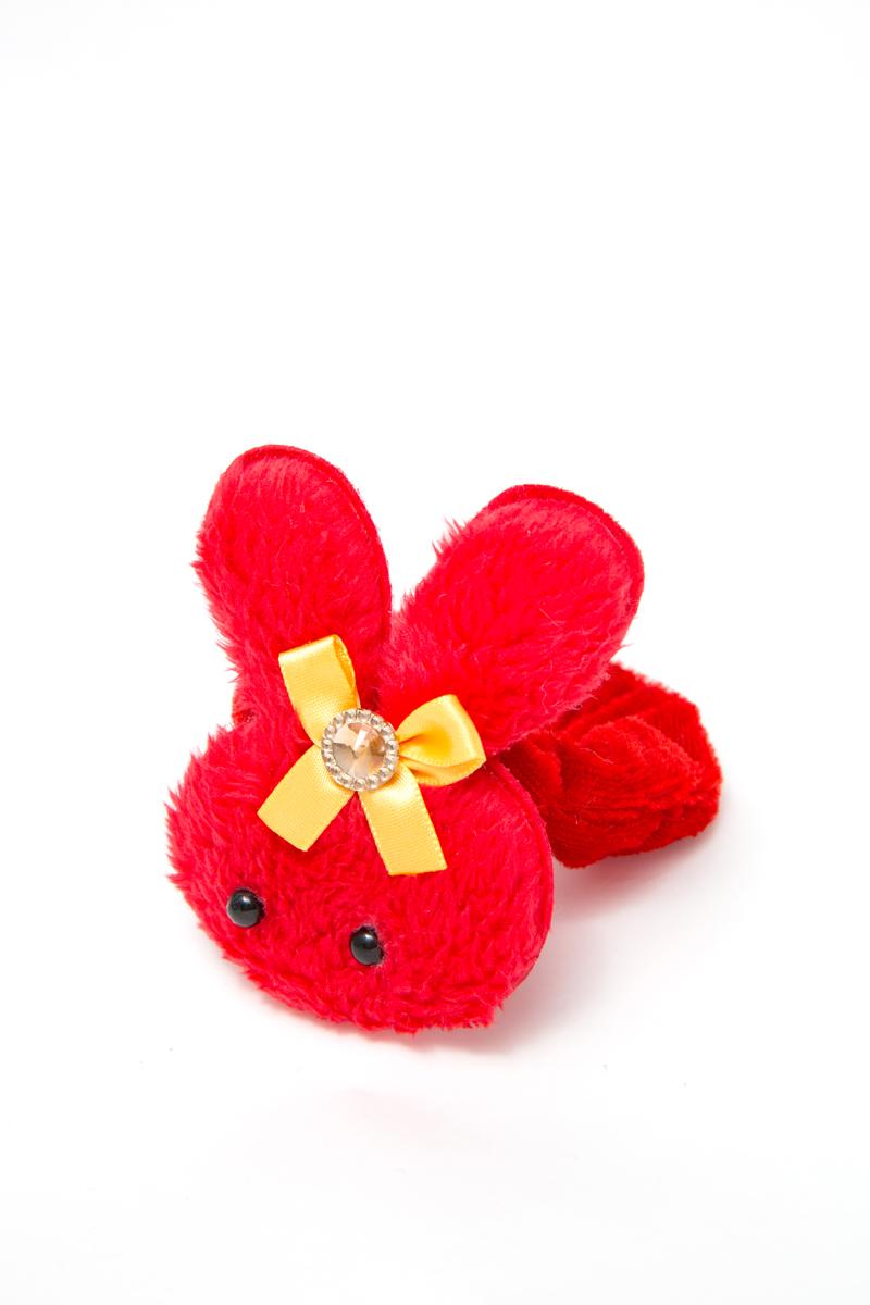 Резинка для волос Mitya Veselkov, цвет: красный. 1738-RED-DAM1738-RED-DAMПрекрасная резинка для волос порадует ребенка и поднимет настроение вам и окружающим.