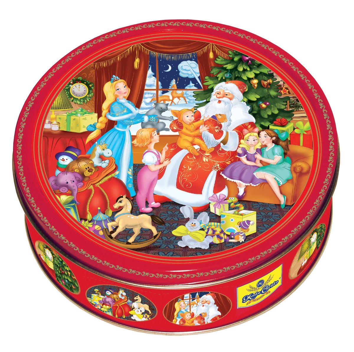 Сладкая Сказка Печенье Подарки Деда Мороза, 400 г MC-4-5