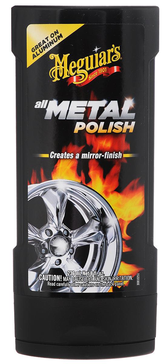 Полироль-очиститель для металла