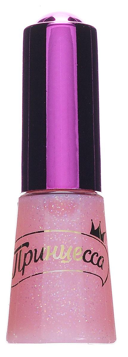 Принцесса Лак для ногтей, детский, оттенок светло-розовый, 8 мл230210Маникюр – это неотъемлемая часть образа настоящей ПРИНЦЕССЫ. Пальчики должны быть всегда красивыми и ухоженными. И в этом, несомненно, поможет этот замечательный лак. Нежный оттенок лака подойдет к любому наряду. Для Принцесс постарше - устойчивый лак для ногтей, не смывается водой. Пластиковый флакончик - безопасное использование. Для детей от 13-ти лет. Товар сертифицирован.