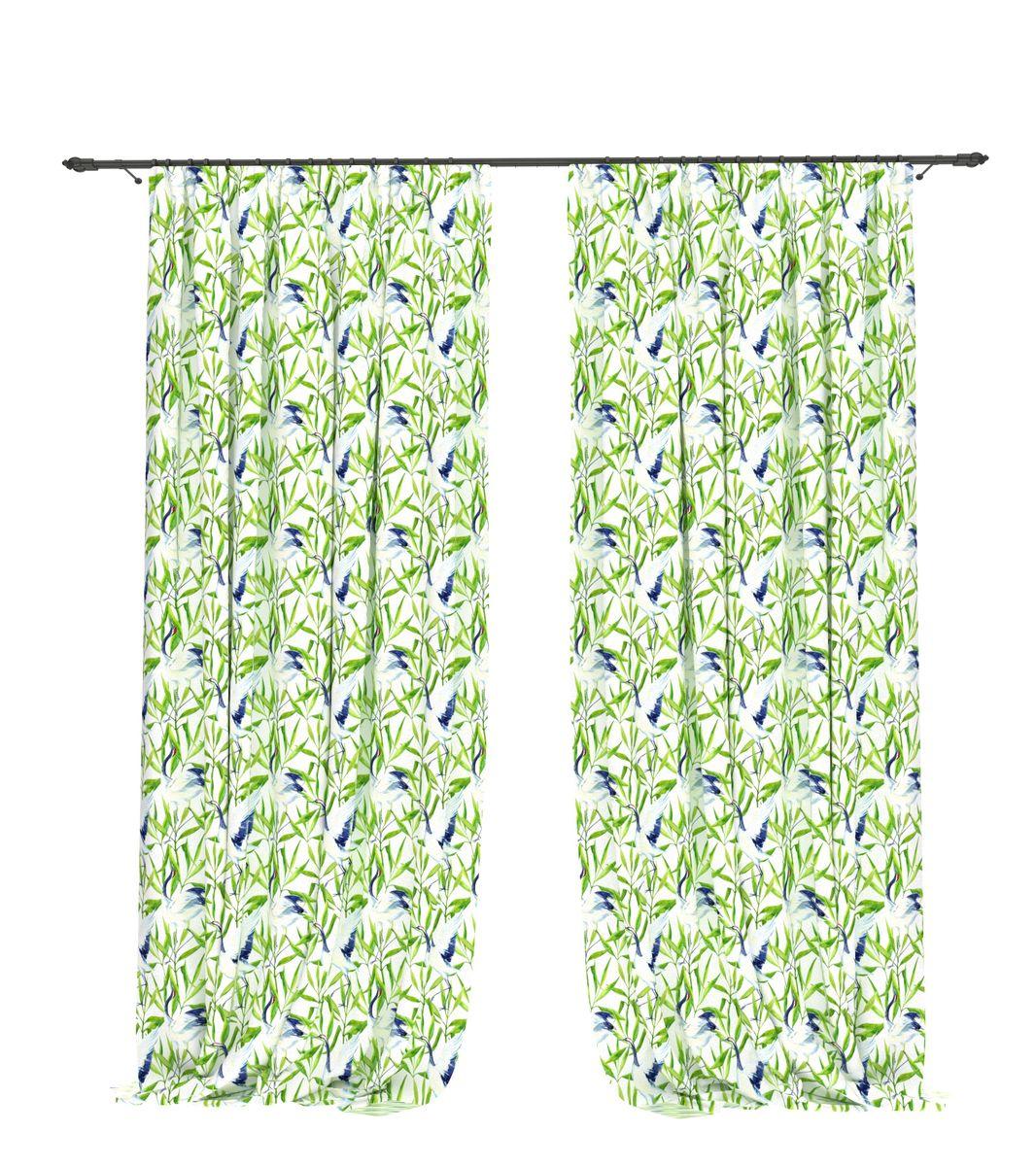 Комплект фотоштор Bellino Home Имо, высота 260 см. 05674-ФШ-ГБ-00105674-ФШ-ГБ-001Комплект фотоштор BELLINO HOME. Коллекция Китай является стилевым направлением,получившим свое развитие как ветвь стиля рококо. Шинуазри- один из видов ориентализма. Этот стиль начал набирать популярность в начале ХХ века, когда возник спрос на ар-деко. Стиль шинуазри органично впишется в любой интерьер, так как он представляет собой не оригинальный китайский стиль, а скоре европейское представление о Китае. Тема вариации, свобода от условностей, Ваш экспромт от BELLINO HOME. Крепление на карниз при помощи шторной ленты на крючки. В комплекте: Портьера: 2 шт. Размер (ШхВ): 145 см х 260 см. Рекомендации по уходу: стирка при 30 градусах гладить при температуре до 150 градусов Изображение на мониторе может немного отличаться от реального.