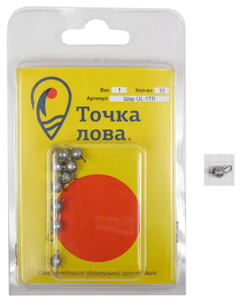 Груз Точка Лова Разборная чебурашка. Шар UltraLight, 1 г, 10 штШар UL-1ТЛГруз Точка Лова Разборная чебурашка. Шар UltraLight - это универсальное средство для более простого монтажа крючка на груз, а также смены груза на рыбалке (в полевых условиях, без использования дополнительного инструмента). С разборным ушастым грузиком чебурашкой могут использоваться самые разные крючки и их комбинации. В микроджиге наиболее популярно применение одинарных крючков с увеличенным диаметром колечка либо офсетных крючков. Разборное грузило позволяет очень быстро менять компоновку монтажа (вес грузика, размер крючка и тип приманки). Скорость в ловле и обслуживании снасти особенно ценна для спиннингистов-спортсменов, когда на соревнованиях важна и дорога каждая секунда. Именно из спортивного джиг-спиннинга пришло это новшество, и теперь разборные ушастики активно эксплуатируются и любителями, также оценившими их преимущества.