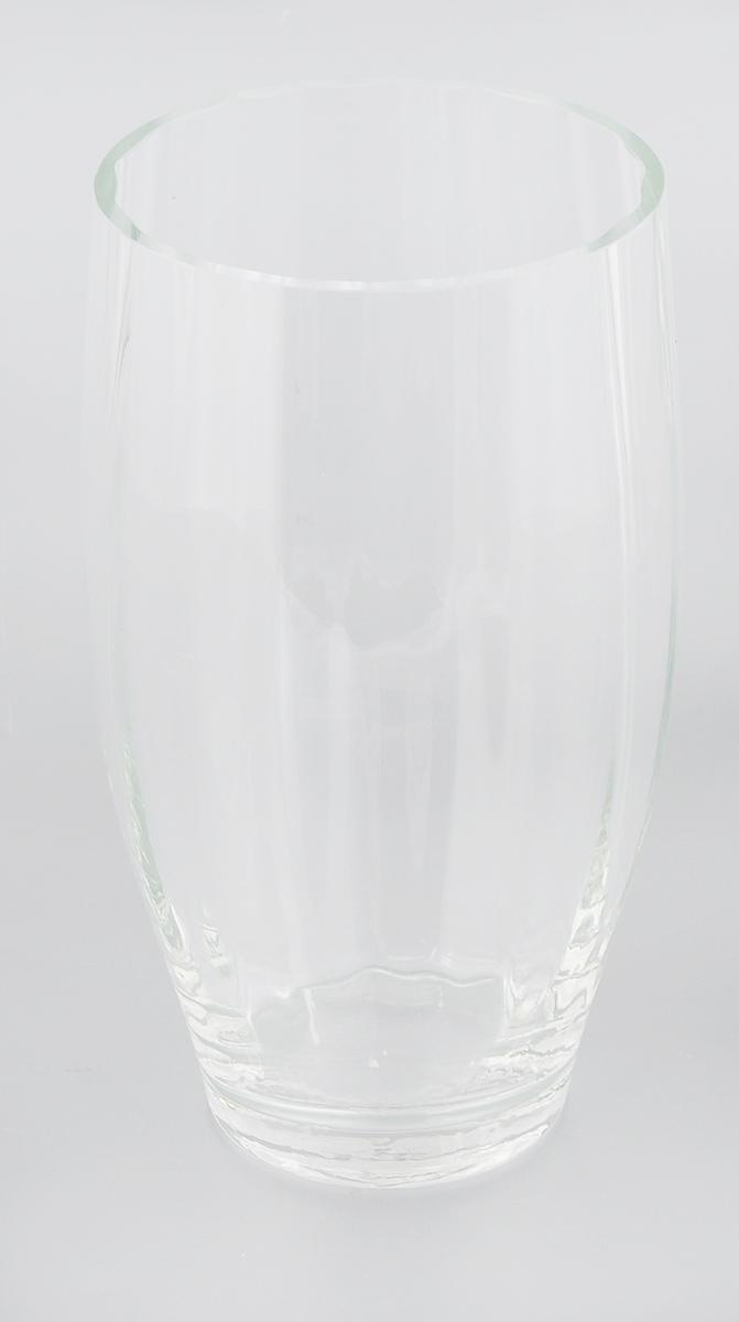 Ваза Неман Дива, высота 22 см25690/VID242Элегантная ваза Неман Дива выполнена из высококачественного прозрачного стекла. Изделие придется по вкусу и ценителям классики, и тем, кто предпочитает утонченность и изящность. Вы можете поставить вазу в любом месте, где она будет удачно смотреться и радовать глаз. Такая ваза подойдет для декора интерьера. Кроме того - это отличный вариант подарка для ваших близких и друзей. Высота вазы: 22 см. Диаметр вазы по верхнему краю: 11,5 см. Диаметр дна: 7,5 см.
