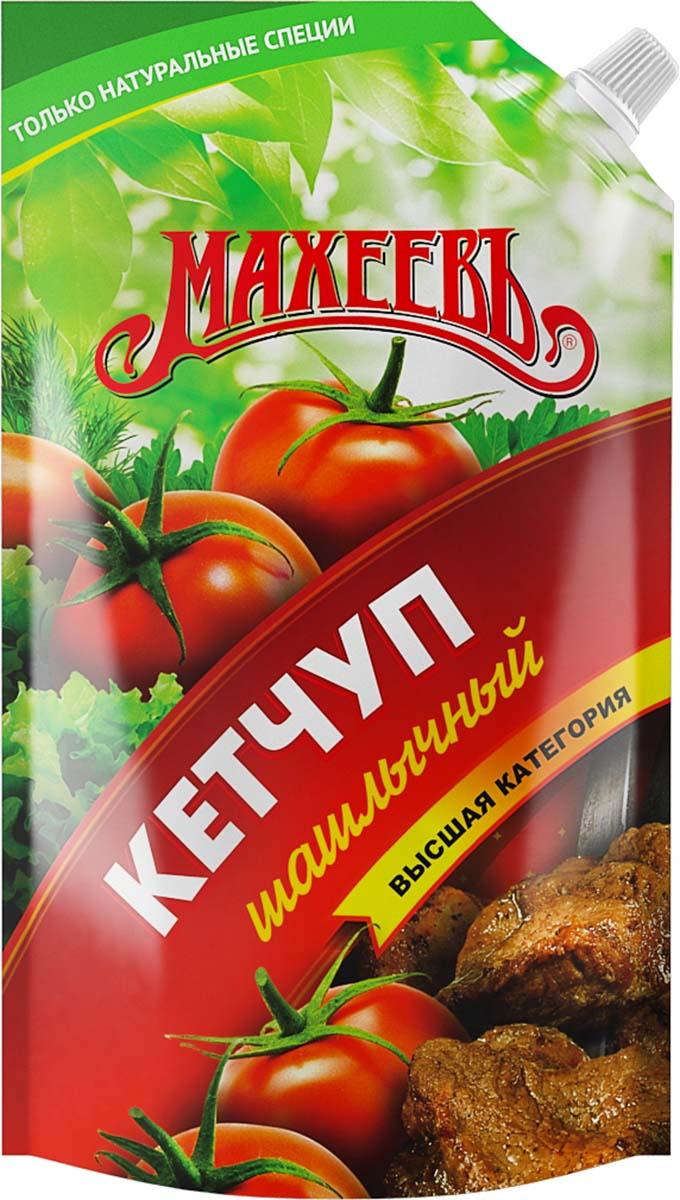 Махеевъ кетчуп шашлычный, 500 г