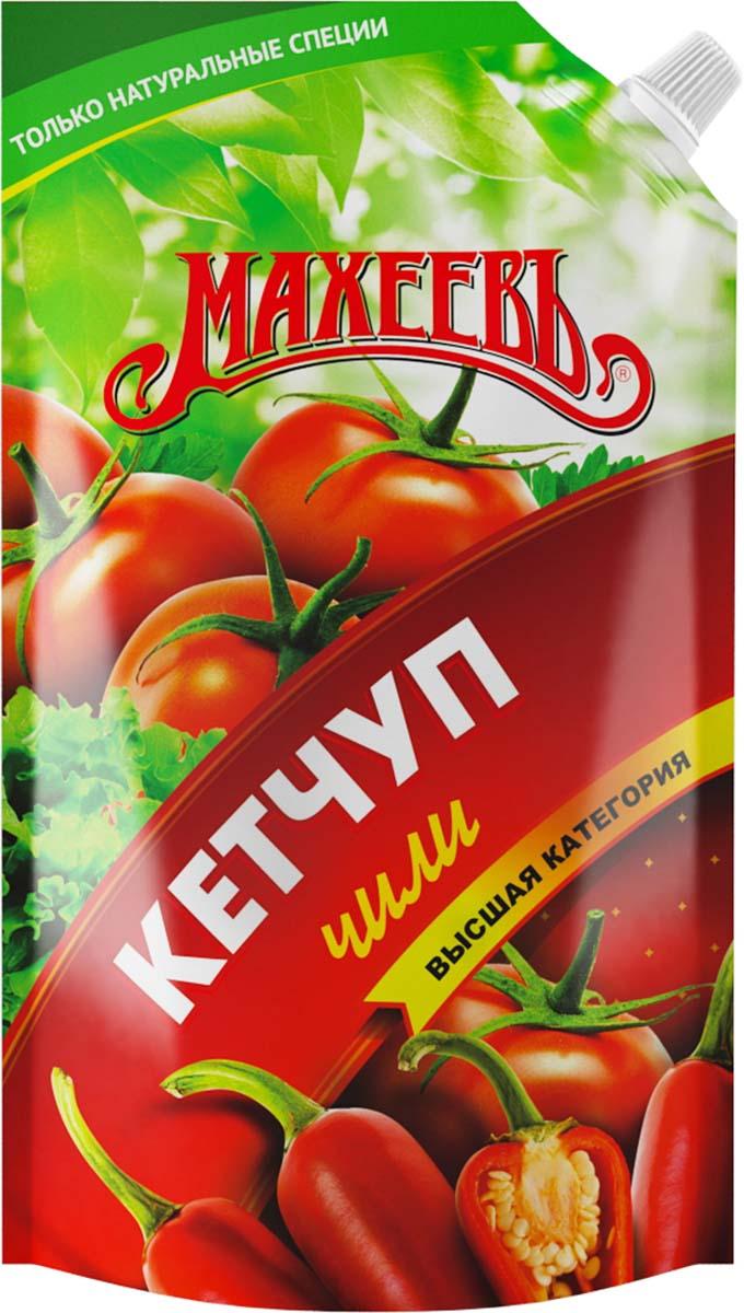 Махеевъ кетчуп чили, 260 г