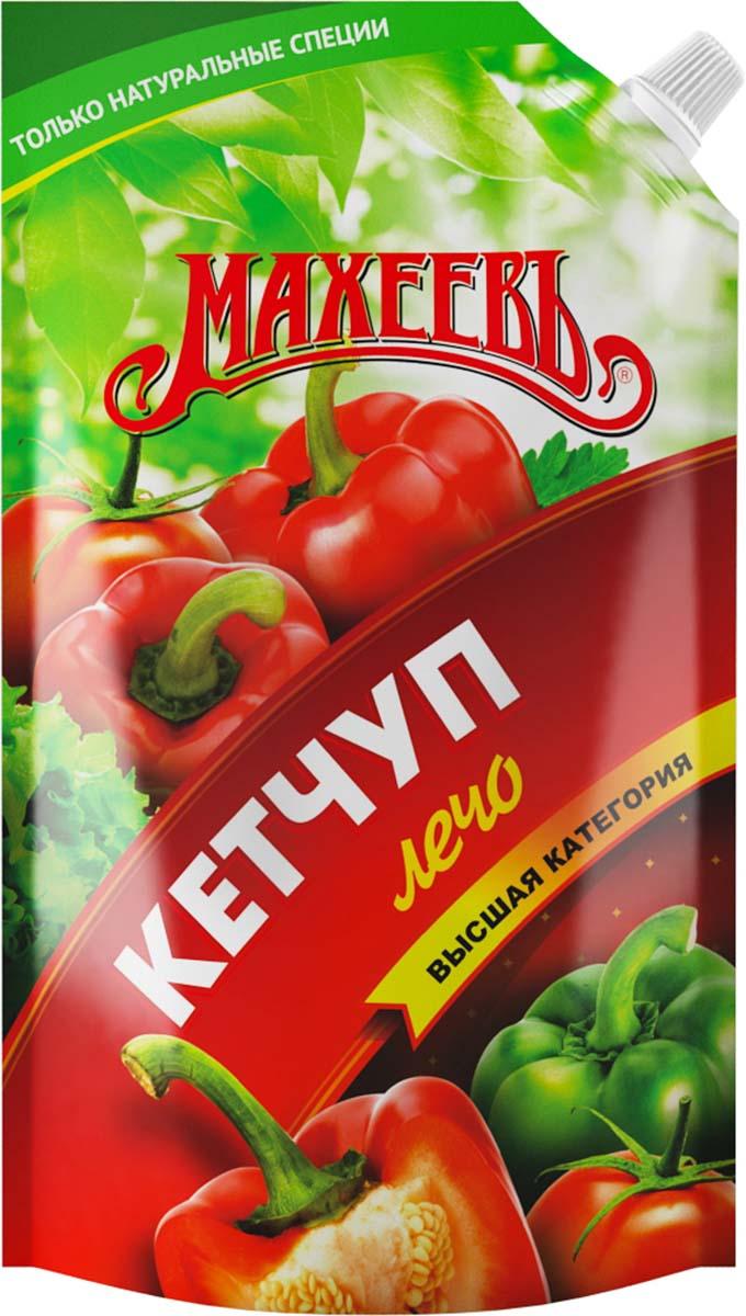 Махеевъ кетчуп лечо, 260 г