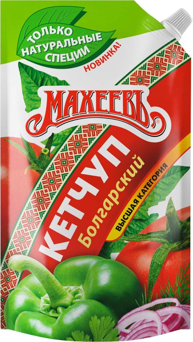 Махеевъ кетчуп болгарский, 500 г