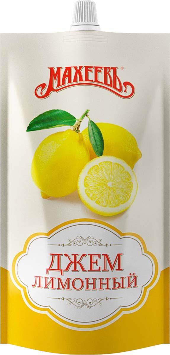 Махеев джем лимонный, 300 г4604248004965