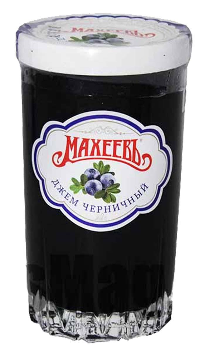 Махеевъ джем черничный, 400 г4604248008635Ароматный джем с насыщенным вкусом черники придется по вкусу не только взрослым, но и детям.