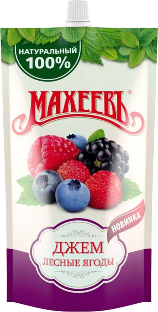 Махеев джем лесные ягоды, 300 г