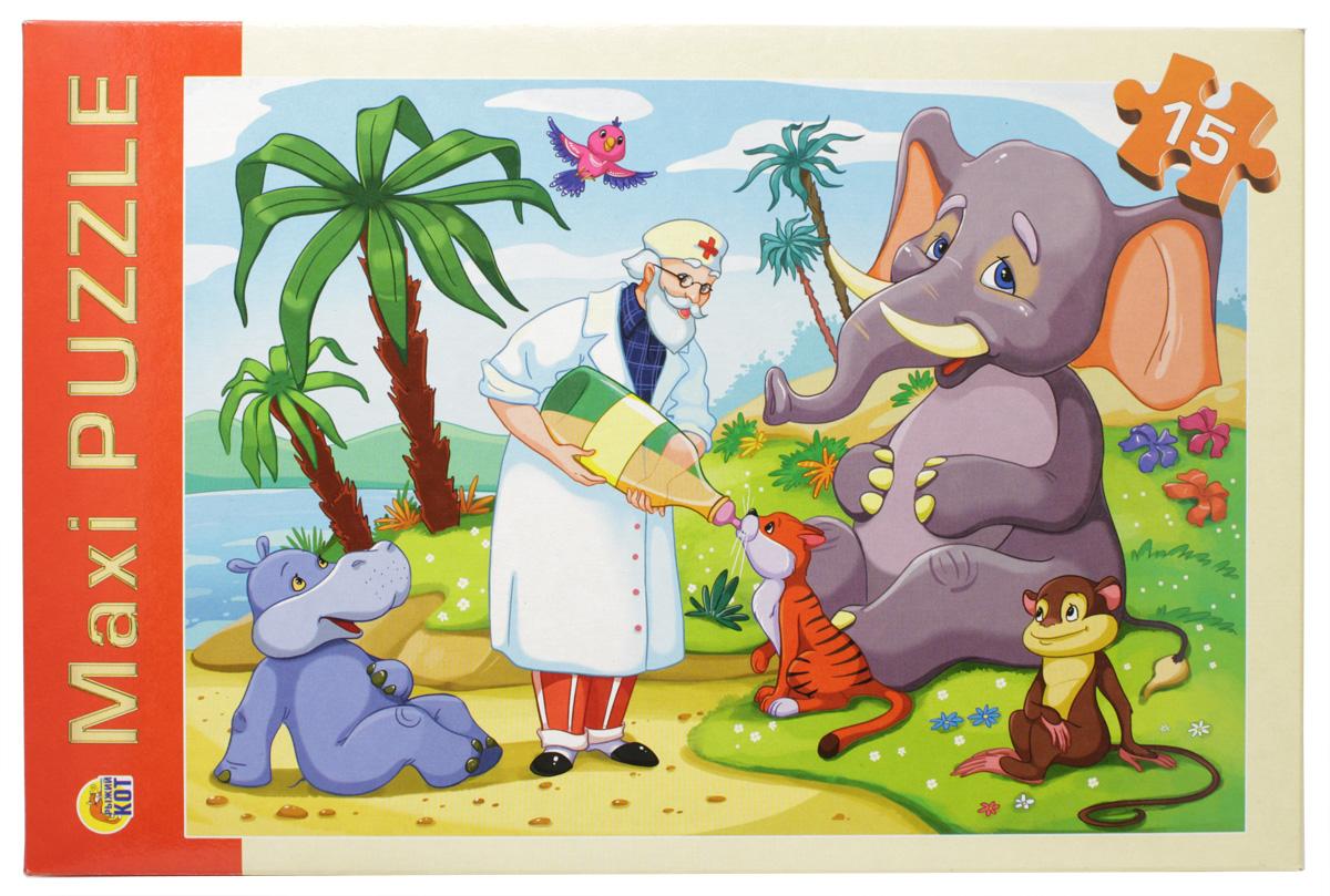 Рыжий Кот Пазл для малышей Любимая сказкаПМ-3844Популярная занимательная игра, которая развивает мелкую моторику рук, память, внимание посредством собирания яркой и красочной картинки, состоящей из мелких деталей. Огромное разнообразие изображений никого не оставит равнодушным! Cостав набора: 15 элементов из картона.