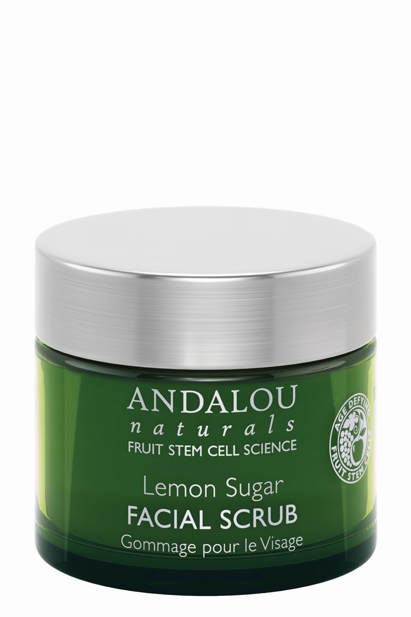 ANDALOU Скраб для лица с Манука мёдом и лимоном Сахарный тростник» Очищающая коллекция,50 мл25160Для активной и жирной кожи. Комплекс со стволовыми клетками фруктов, Витамином С и Манука медом, смешанный с органическим тростниковым сахаром, очищает от загрязнений, удаляет сухие поврежденные поверхностные клетки для выравнивания тона кожи, прридание ей и гладкой текстуры. Лимон освежает и придает красивый здоровый цвет лица. Мед Манука восстанавливает водный баланс кожи, очищает, смягчает и заживляет. Лимон нежно удаляет излишки жира и загрязнения с поверхности кожи. Сахарный тростник - натуральный источник гликолевой кислоты, мягкий эксфолиант.