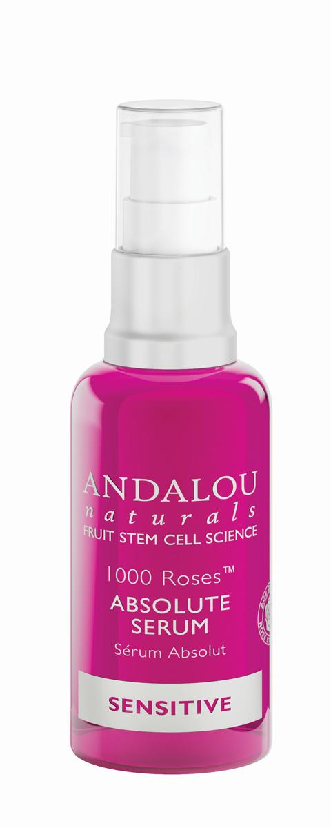 ANDALOU Сыворотка для лица Коллекция 1000 роз,30 мл25320Для чувствительной кожи. Это средство со стволовыми клетками альпийской Розы, обеспечивает глубокую клеточную поддержку, успокаивает, питает и смягчает чувствительную кожу. Гранат тонизирует и подтягивает кожу, увлажняет и восстанавливает гидро-липидный баланс кожи для естественно безупречного цвета лица. Дерматологически протестировано.