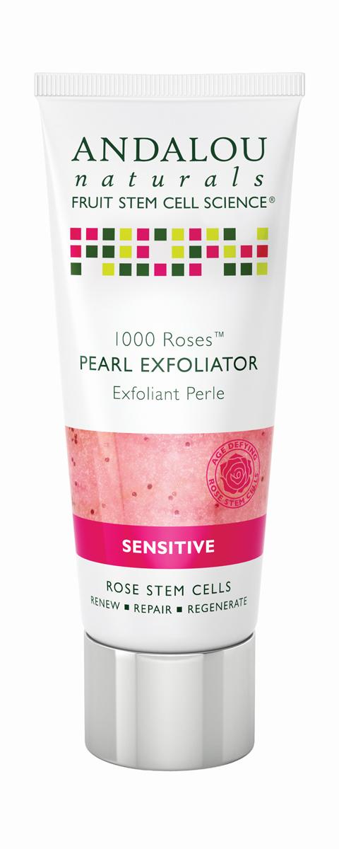 ANDALOU Гель-скраб для лица Коллекция 1000 роз,58 мл25360Для чувствительной кожи. Это средство со стволовыми клетками альпийской Розы, мягко очищает кожу от загрязнений и сухих поврежденных поверхностных клеток. Гранат тонизирует и подтягивает кожу, увлажняет и восстанавливает гидро-липидный баланс кожи для естественно безупречного цвета лица. Дерматологически протестировано