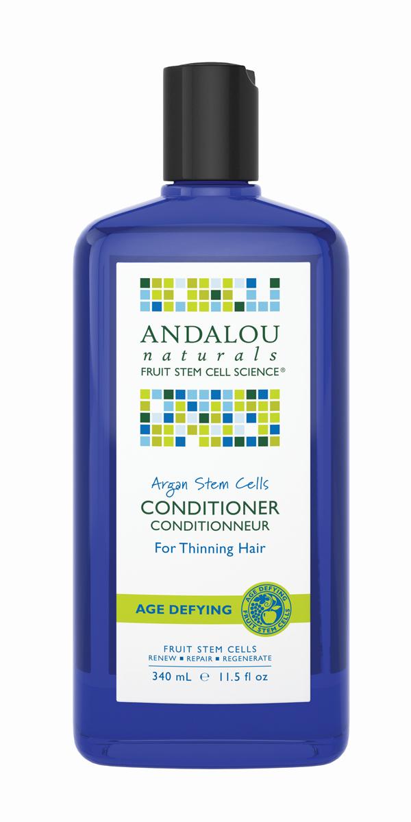 Andalou Укрепляющий кондиционер для ослабленных волос,340 мл27320Уход за тонкими, ломкими и склонными к выпадению волосами Увлажняет, питает и укрепляет, обеспечивая защитный барьер от воздействия окружающей среды. Стволовые клетки фруктов улучшают долговечность и жизнеспособность фолликула, что обеспечивает рост здоровых волос от корней до кончиков. -Укрепляет волокна волос против секущихся кончиков -Усиливает текстуру волос и кожу головы -Стимулирует рост волос -Активно питает для здорового блеска волос Подходит для окрашенных волос Результаты: Более Густые, Пышные, Здоровые Волосы