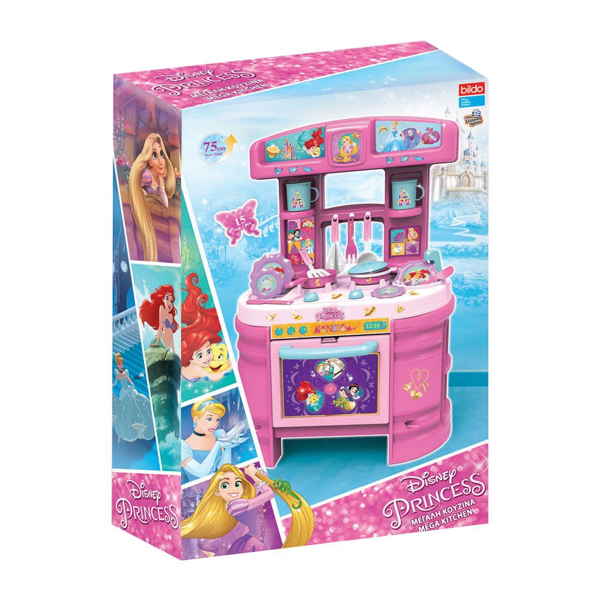 BILDO Игровая кухня большая ПринцессаB 7101