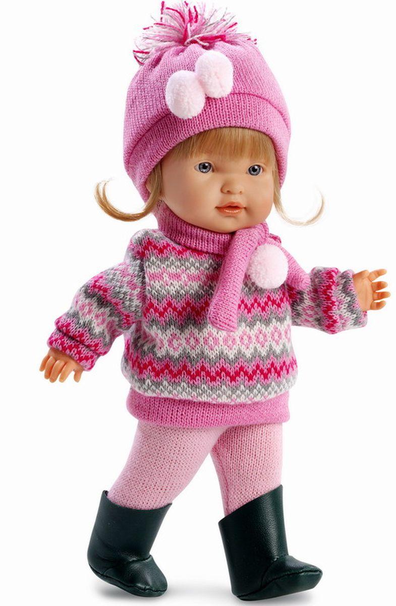 Llorens Кукла Валерия 28 см L 28012L 28012