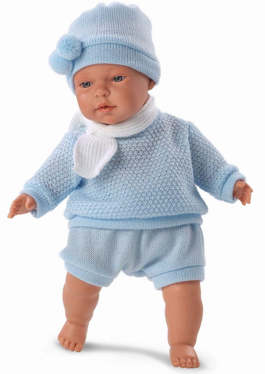 Llorens Кукла Павел 33 смL 33401