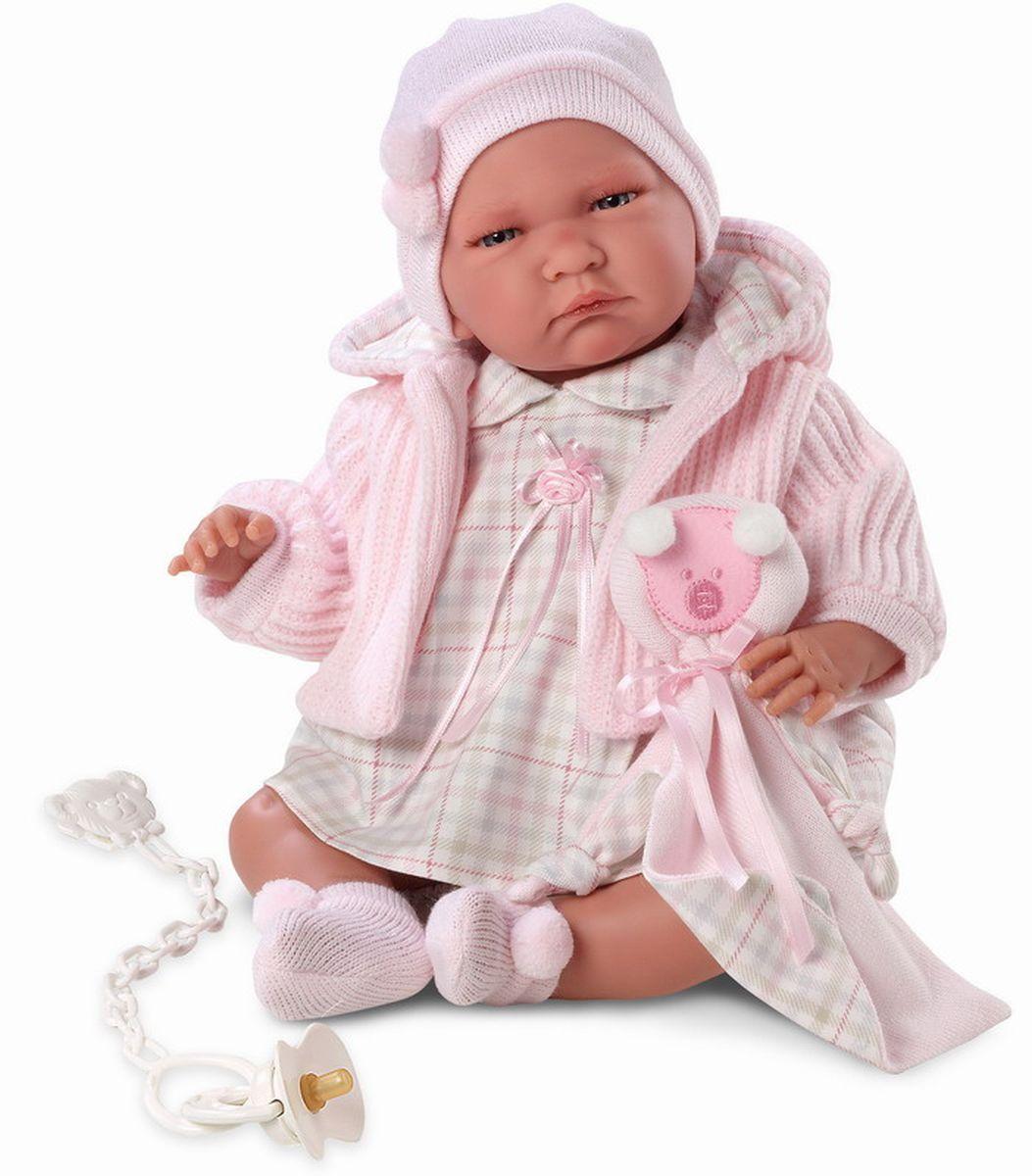 Llorens Кукла Лала Роза 40 смL 74018