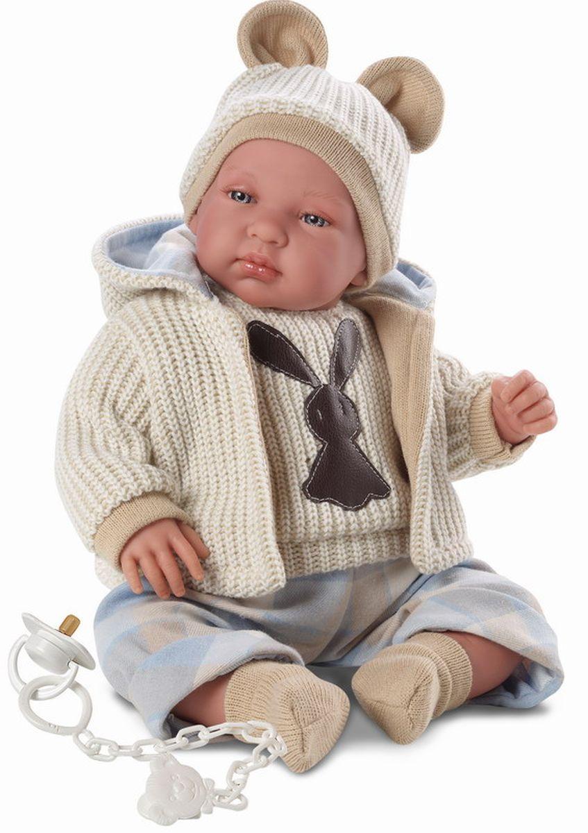 Llorens Кукла-младенец 43 см L 84413L 84413