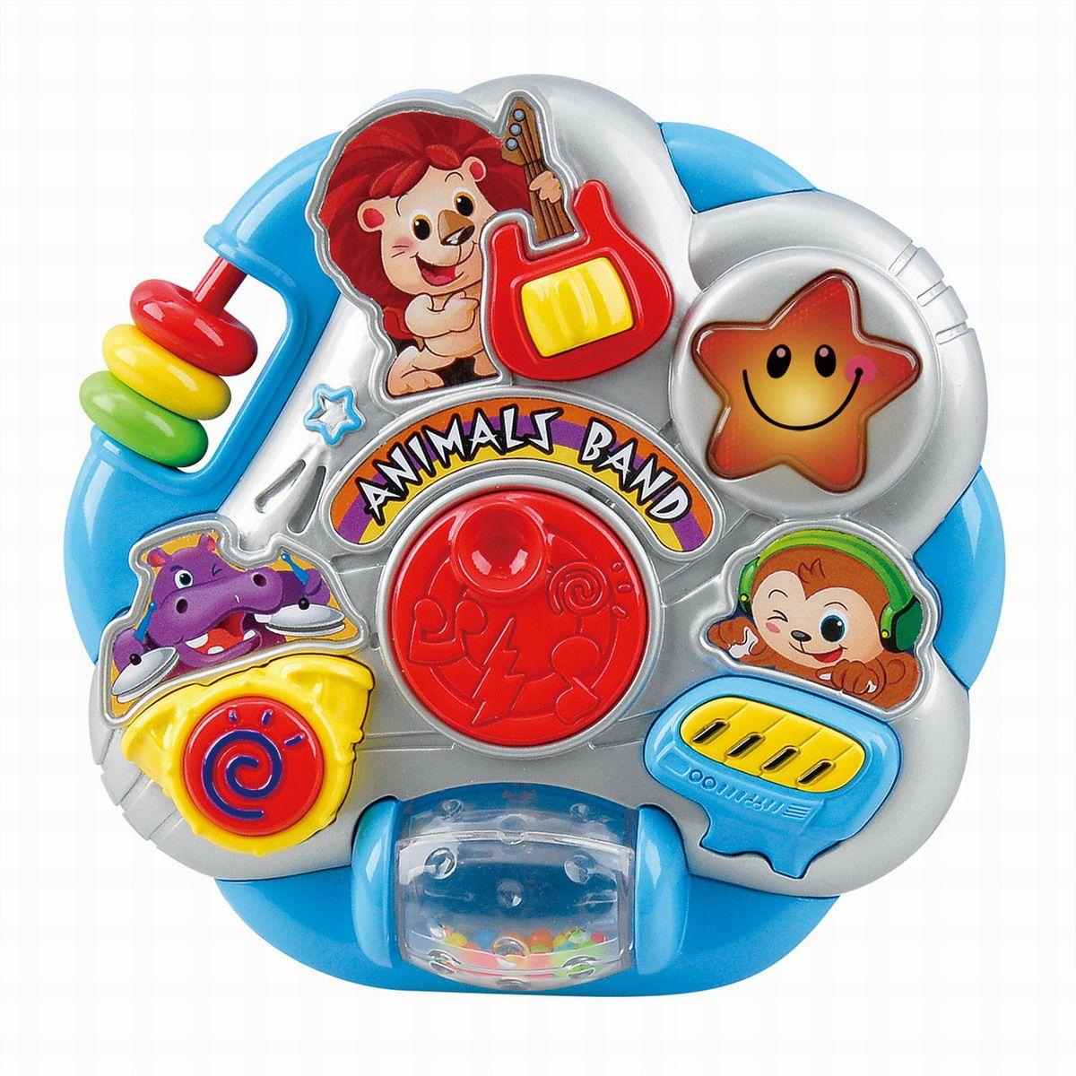 Playgo Развивающая игрушка Оркестр с животнымиPlay 1000Страна производитель :PlayGo (Китай).