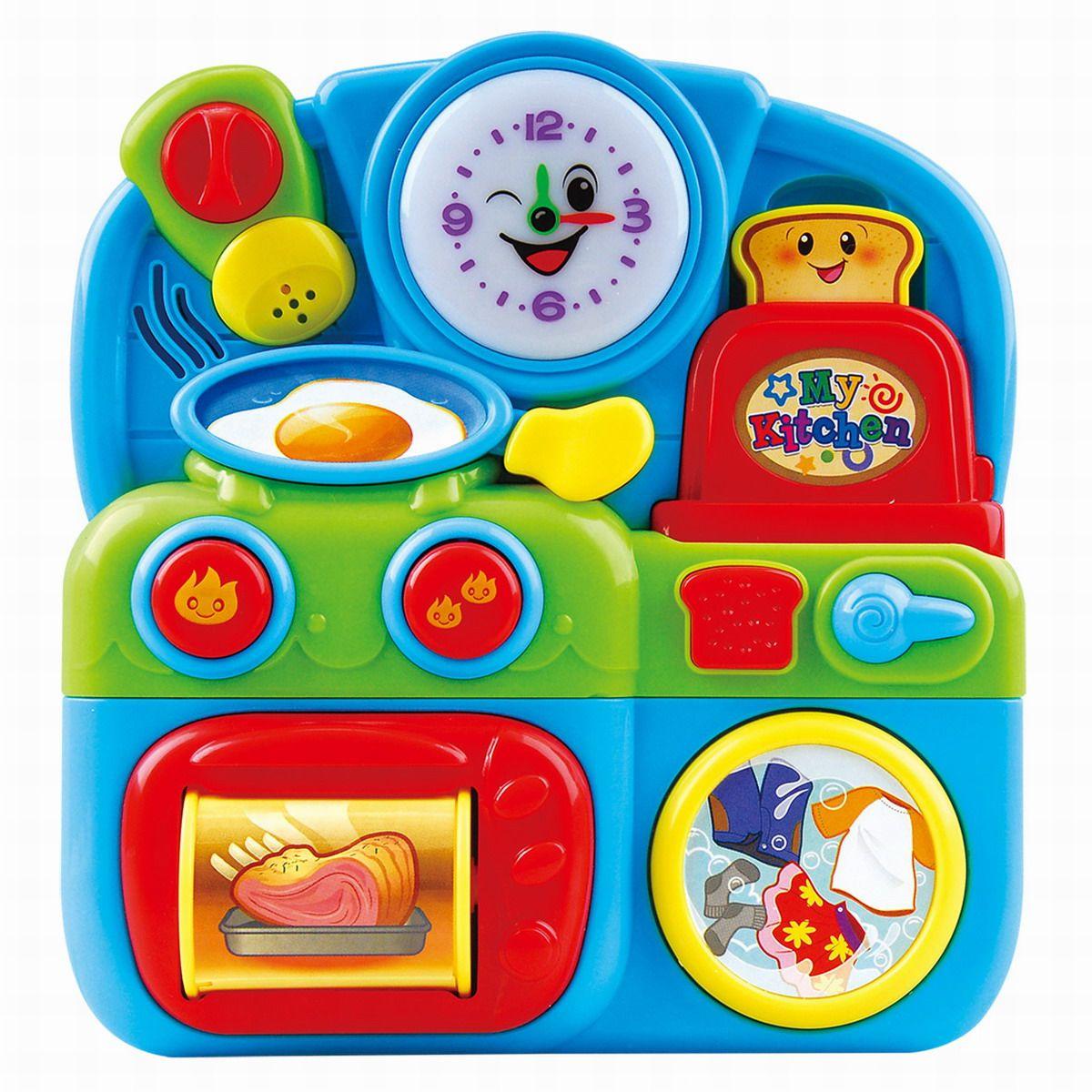 Playgo Развивающая игрушка Маленькая кухняPlay 1010