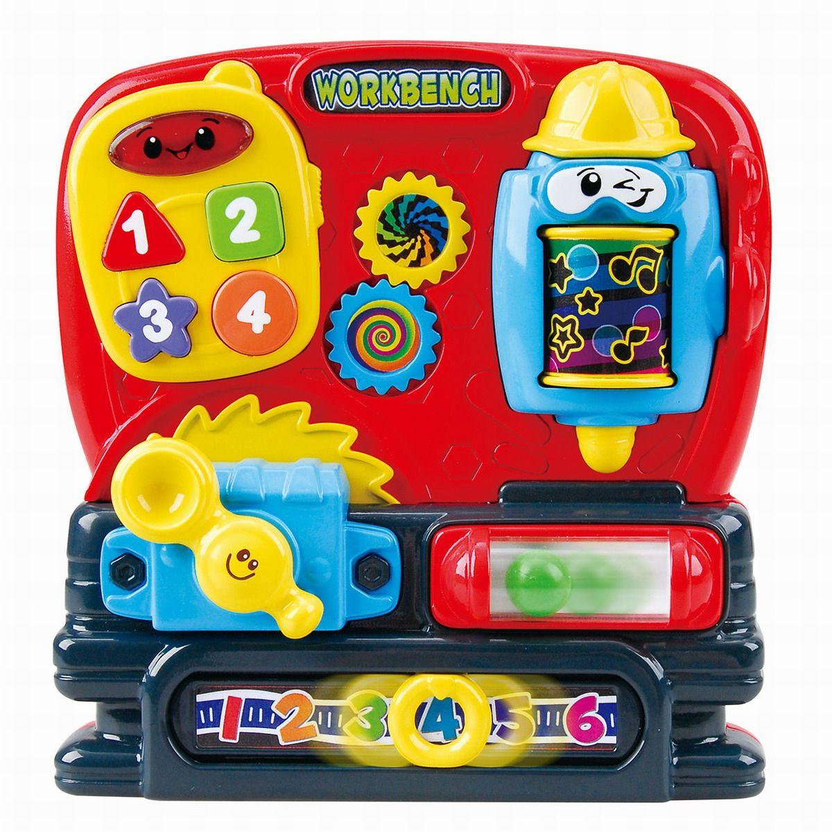 Playgo Развивающая игрушка МастерскаяPlay 1012Страна производитель :PlayGo (Китай).