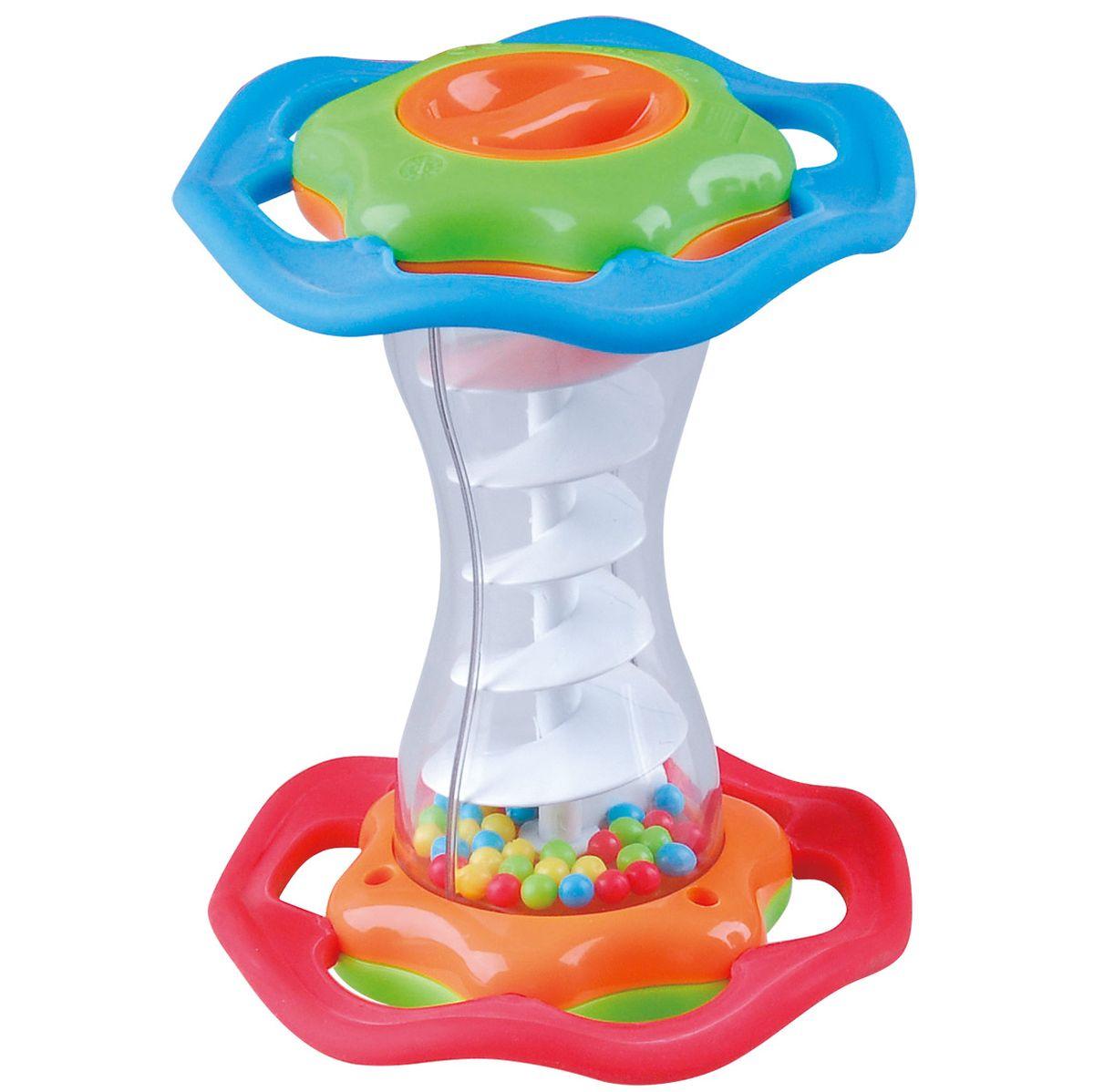 Playgo Развивающая игрушка ПогремушкаPlay 1548Play 1548 Развивающая игрушка Погремушка. Упаковка: Картонная коробка, презентационно-открытая. Материал : пластмасса. Перед применением протереть игрушку мягкой салфеткой. Размеры упаковки Ш*Г*В: 14,0 см*11,5 см*18,0 см. Размер игрушки Ш*Г*В: 9,5 см*9,5 см*13,5 см. Возраст: 6 m+ Страна производитель :PlayGo (Китай). Обращаем ваше внимание на ассортимент в цветовом дизайне мелких деталей товара. Поставка осуществляется в зависимости от наличия на складе.