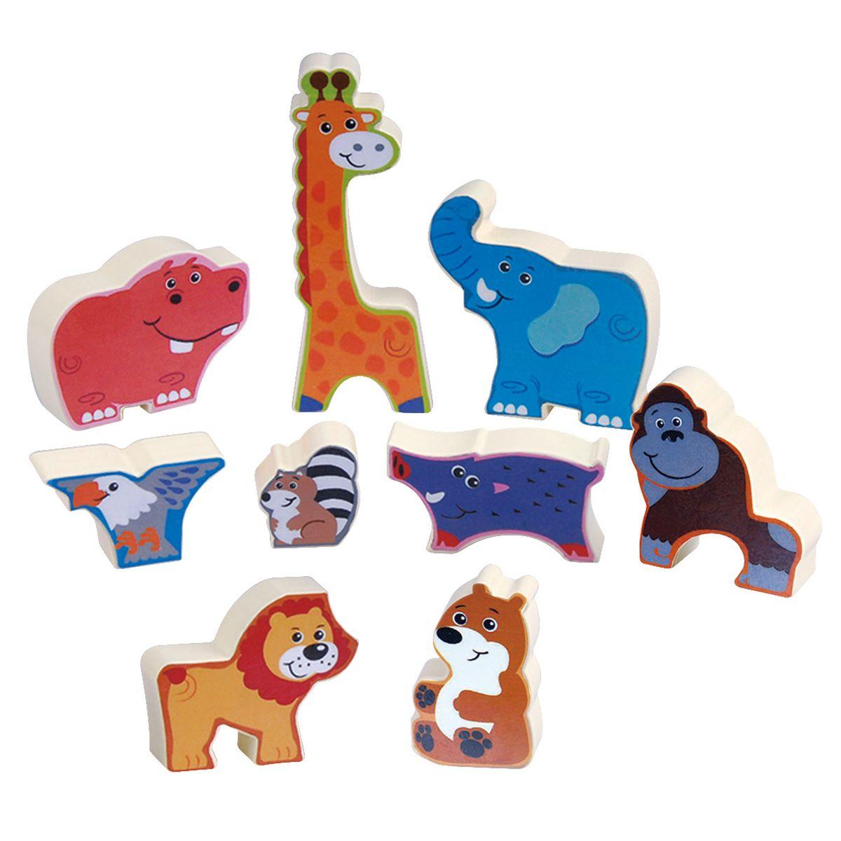 Playgo Пазл-головоломка Животные сафариPlay 1998