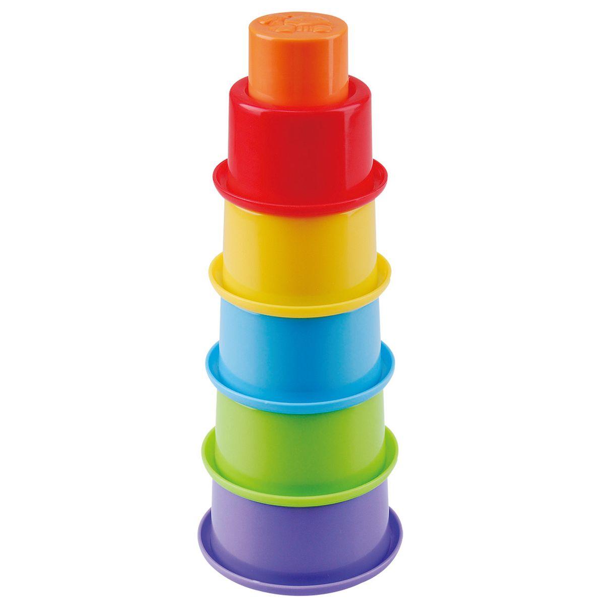 Playgo Развивающая игрушка ПирамидаPlay 2394Страна производства :PlayGo (Китай).