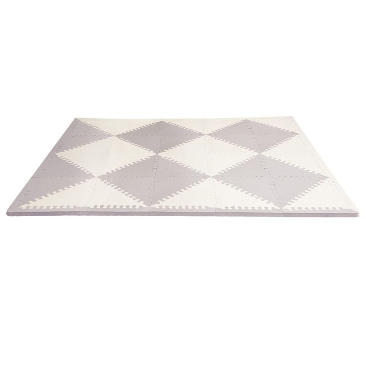 Skip Hop Напольный коврик цвет серый крем