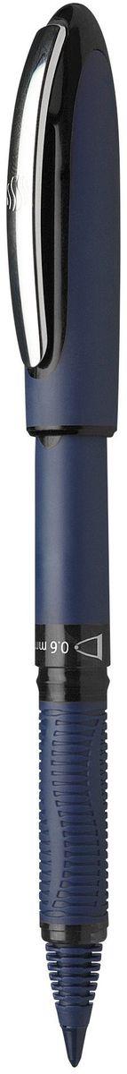 Schneider Ручка капиллярная One Business цвет чернил черныйS1830-01/1Роллер с использованием инновационной Viscoglide-технологии, обеспечивающей моментальную подачу чернил и необычайно легкое, скользящее письмо. Эргономичная форма, прорезиненная поверхность. Роллеры идеальны для тех, кто хочет писать особенно плавно. Светостойкие и яркие черные чернила, качественные наконечники для точных и тонких штрихов. Толщина линии 0,6 мм.