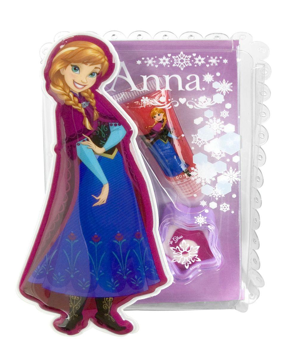 Markwins Игровой набор детской декоративной косметики Frozen Анна 9606151