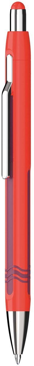 Schneider Ручка шариковая Epsilon XB цвет корпуса красныйS138602-01/3Автоматическая шариковая ручка Schneider Epsilon XB станет незаменимыми атрибутом учебы или работы. Корпус ручки выполнен из полупрозрачного пластика белого цвета. Высококачественные синие чернила позволяют добиться идеальной плавности письма. Ручка оснащена универсальным заменяемым стержнем. Ручка имеет практичный металлический клип для удобной фиксации на бумаге или одежде. Надежная ручка строгого классического дизайна станет верным помощником для студента и офисного работника.
