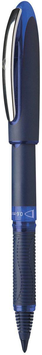 Schneider Ручка капиллярная One Business цвет чернил синийS1830-01/3Роллер с использованием инновационной Viscoglide-технологии, обеспечивающей моментальную подачу чернил и необычайно легкое, скользящее письмо. Эргономичная форма, прорезиненная поверхность. Роллеры идеальны для тех, кто хочет писать особенно плавно. Светостойкие и яркие черные чернила, качественные наконечники для точных и тонких штрихов. Толщина линии 0,6 мм.