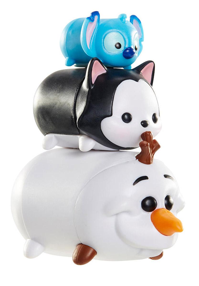 Tsum Tsum Набор фигурок Стич Фигаро Олаф980080_164/120/178Tsum Tsum - это небольшие коллекционные фигурки, изображающие различных персонажей детских мультфильмов Дисней. Они очень яркие, качественно сделаны и выглядят весьма привлекательно. В набор входят 3 фигурки разных размеров. Отличительной особенностью игрушек является то, что их можно сцеплять друг с другом, усаживая на спины - таким образом, у вас получится подобие оригинальной башенки. Соберите целую коллекцию фигурок! В наборе фигурки под номерами 164, 120, 178.