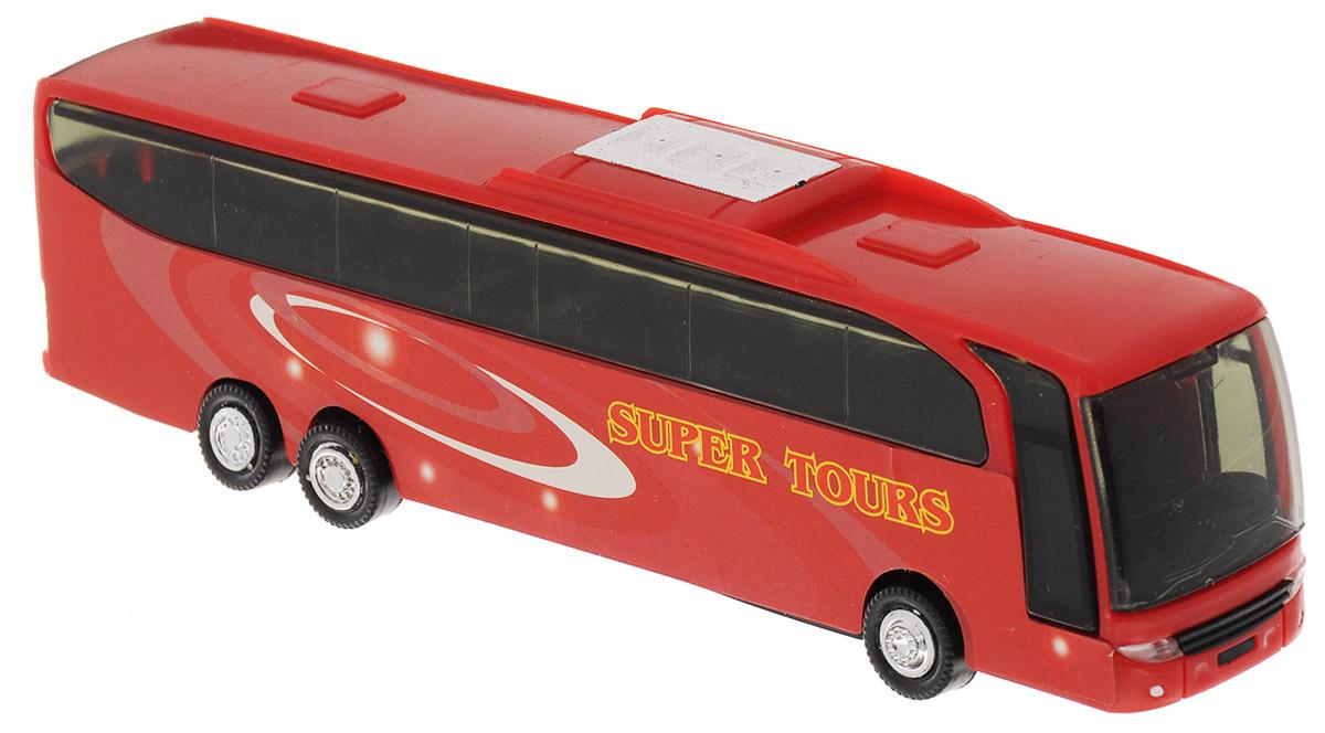 Shantou Туристический автобус красный
