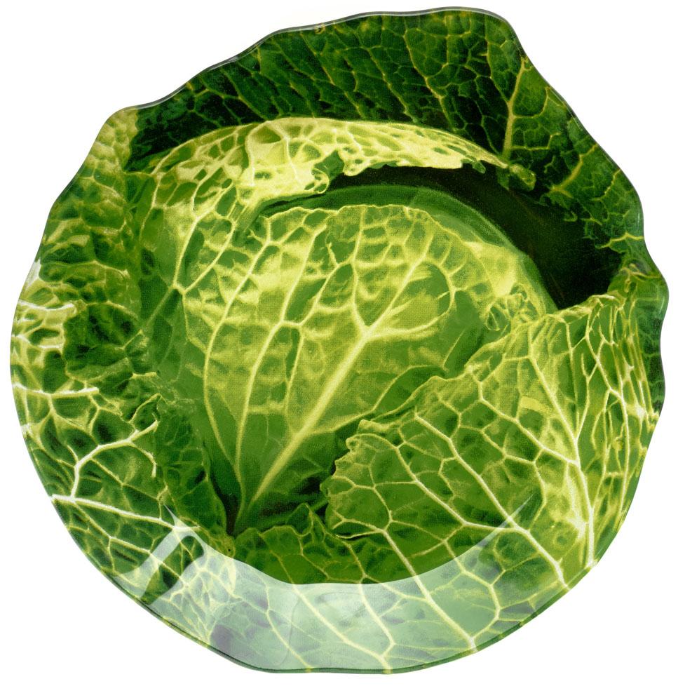 Блюдо сервировочное Walmer Cabbage, 20x21 см. W22042021W22042021