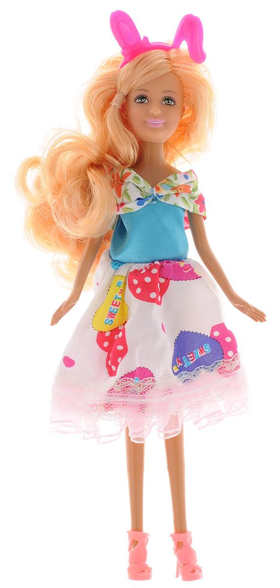 Shantou Кукла Ardana цвет платья голубой белый