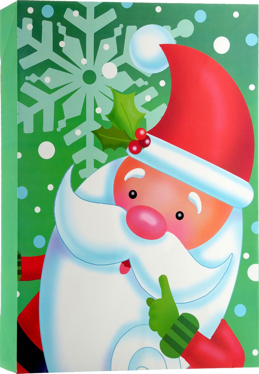 Коробка подарочная Winter Wings Дед мороз, 30 х 6,8 х 43 смN14061Подарочная коробка Winter Wings Дед мороз выполнена из картона. Крышка оформлена изображением Деда Мороза. Подарочная коробка - это наилучшее решение, если вы хотите порадовать ваших близких и создать праздничное настроение, ведь подарок, преподнесенный в оригинальной упаковке, всегда будет самым эффектным и запоминающимся. Окружите близких людей вниманием и заботой, вручив презент в нарядном, праздничном оформлении. Размеры: 30 х 6,8 х 43 см.