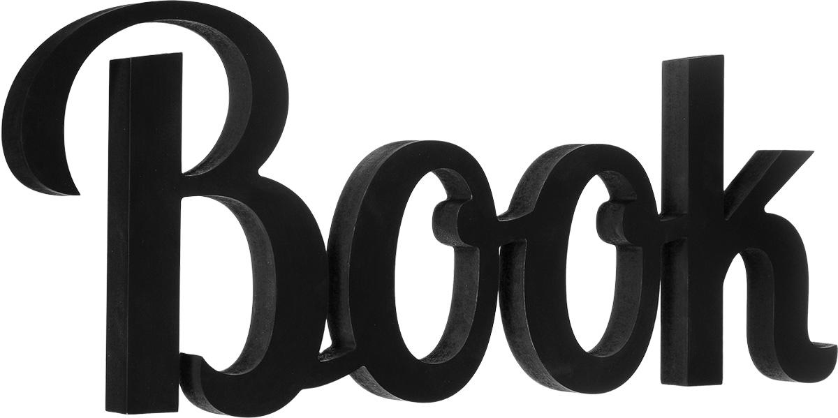 Табличка декоративная Magellanno Book1, цвет: черный, 46 х 18 смDEC006BДекоративная табличка Magellanno Book1, выполненная из фанеры, идеально подойдет к интерьерам в стиле лофт, прованс, шебби-шик, тем самым украсив любую комнату в вашем доме. Именно такие уютные и приятные мелочи позволяют называть пространство, ограниченное четырьмя стенами, домом. Размер таблички: 46 х 18 см. Толщина таблички: 1,8 см.