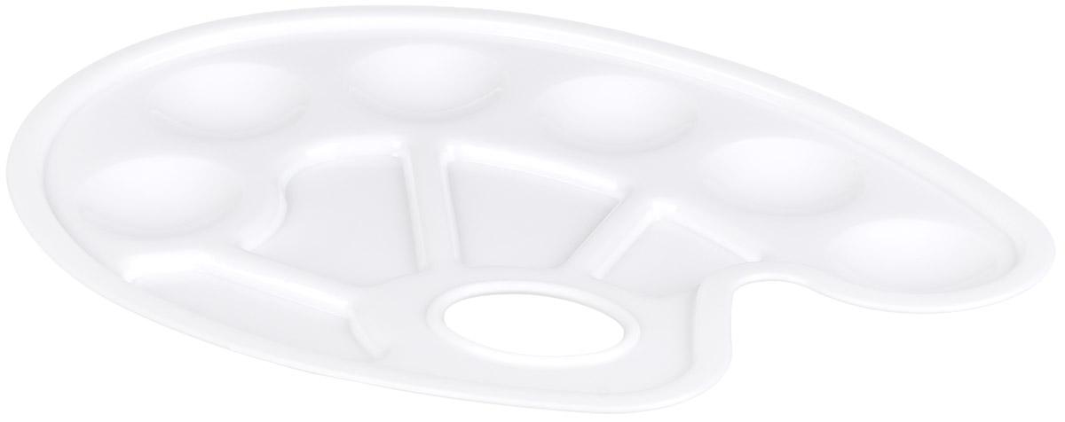 Малевичъ Палитра овальная 10 ячеек