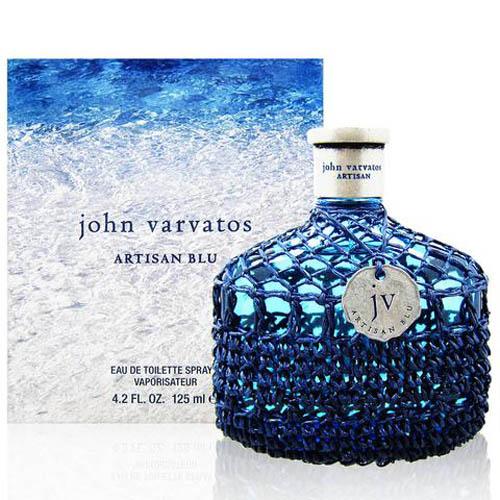 John Varvatos Artisan Blu Men Туалетная вода 125 мл14188Ароматические, свежие. Апельсин, базилик, бергамот, лаванда, фруктовые ноты, герань, ирис, пальма, цветок апельсина, шалфей, кедр, пачули, сосна, тамаринд, фисташки