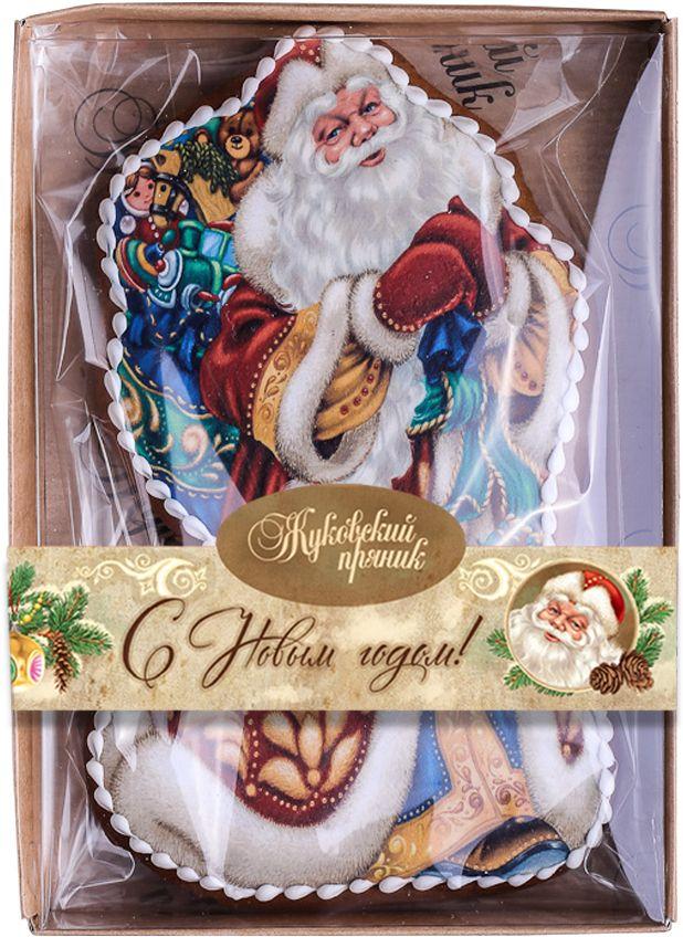 Жуковский пряник Дед Мороз