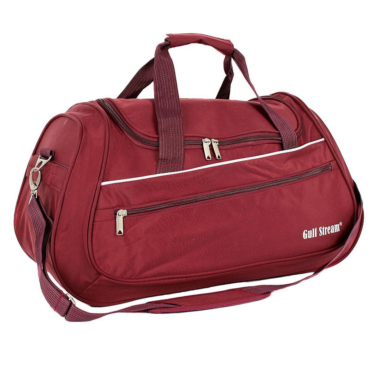 Сумка спортивная Polar, цвет: бордовый, 46,5 л. 59865986_бордовыйМатериал – полиэстер с водоотталкивающей пропиткой. Вместительная спортивная сумка среднего размера. Одно отделение. Карман на передней части. В комплект входит съемный плечевой ремень. Эта сумка идеально подойдет для спорта и отдыха.