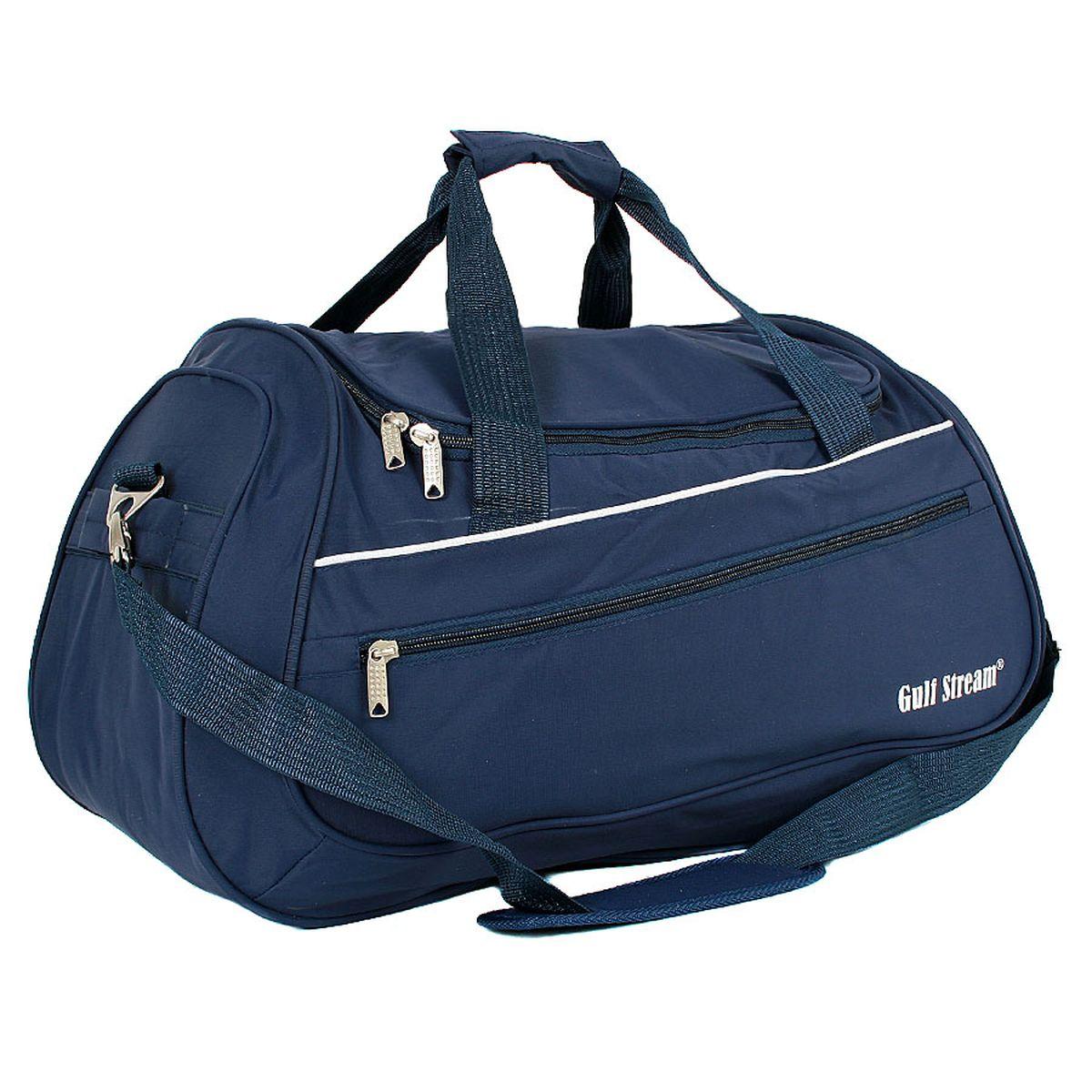Сумка спортивная Polar, цвет: темно-синий, 46,5 л. 59865986_темно_синийМатериал – полиэстер с водоотталкивающей пропиткой. Вместительная спортивная сумка среднего размера. Одно отделение. Карман на передней части. В комплект входит съемный плечевой ремень. Эта сумка идеально подойдет для спорта и отдыха.