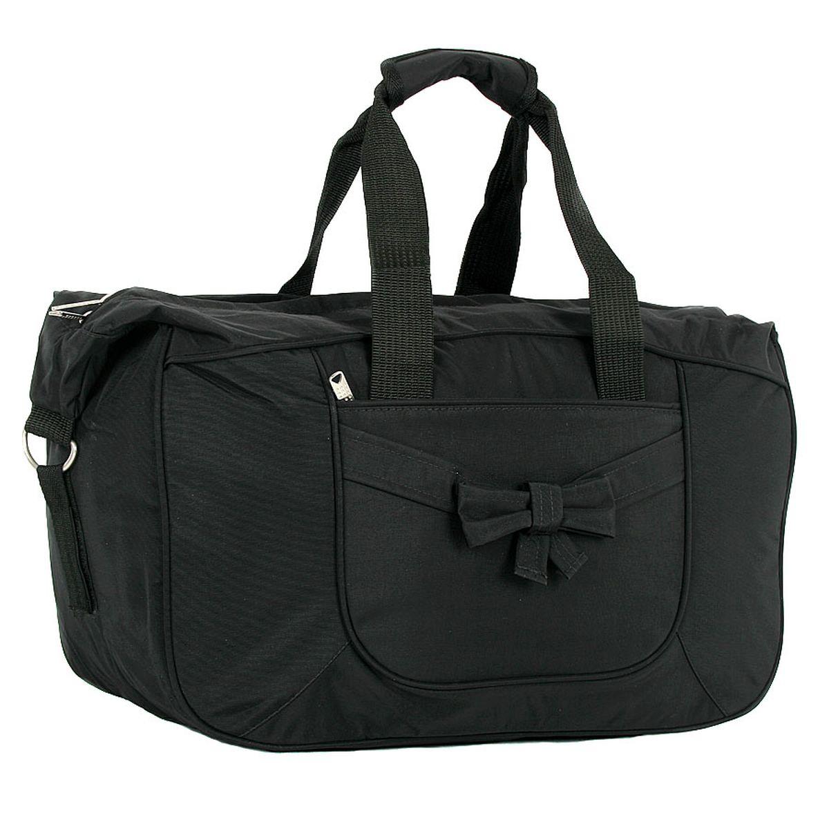 Сумка спортивная Polar, цвет: черный, 23,5 л. 59875987_черныйМатериал – полиэстер с водоотталкивающей пропиткой. Вместительная спортивная сумка среднего размера. Одно отделение. Карман на передней части. В комплект входит съемный плечевой ремень. Эта сумка идеально подойдет для спорта и отдыха. Спортивная сумка для ваших вещей.