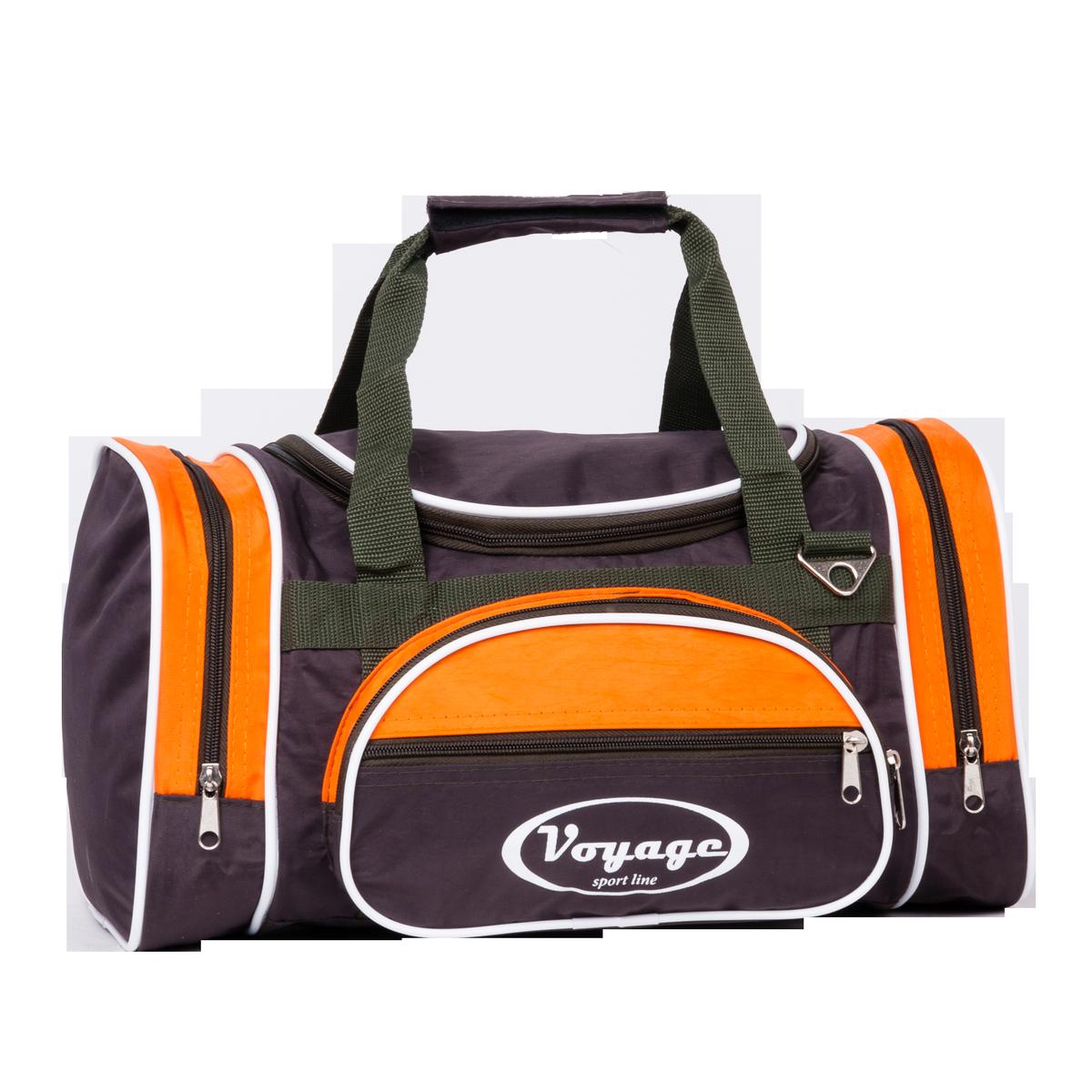 Сумка дорожная Polar, цвет: зеленый, оранжевый, 16 л. С Р209С Р209_зеленый, оранжевыйДорожная сумка Polar выполненная в классическом дизайне. Все отделение на молнии. Два боковых и один центральный карман на молнии. В комплекте имеется плечевой ремень. Сумка изготовлена из водоотталкивающей ткани, сохраняющей свои свойства при любой температуре.