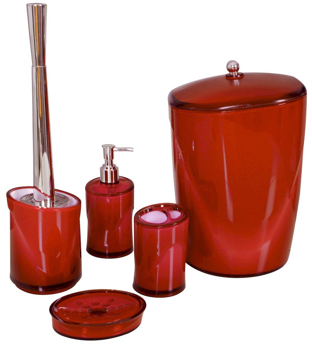 Набор для ванной комнаты Indecor, 5 предметов. IND034cIND034c