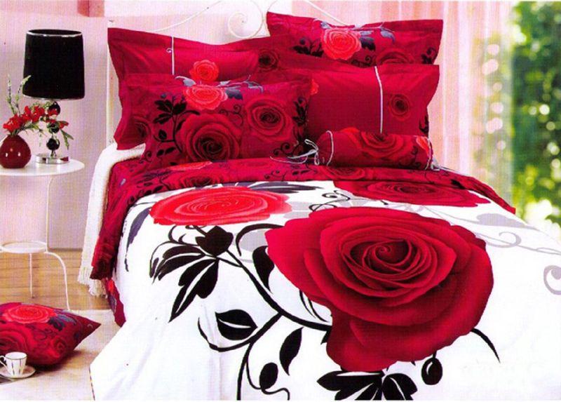 Комплект белья Le Vele Troyanda, 2-спальный, наволочки 50х70. 740/45740/45